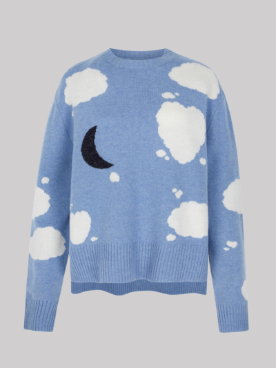 Megan Clouds In The Sky Jumper
