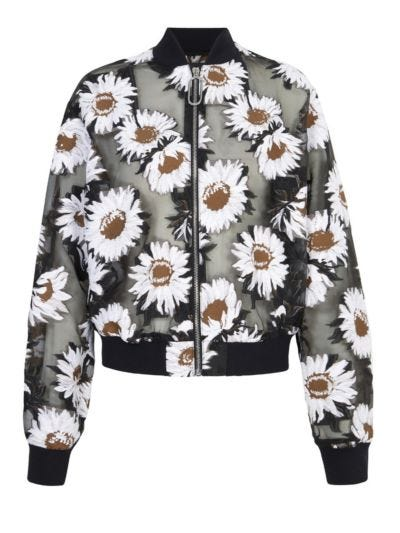 Charlotte Winterbloom Fil Coupe Bomber