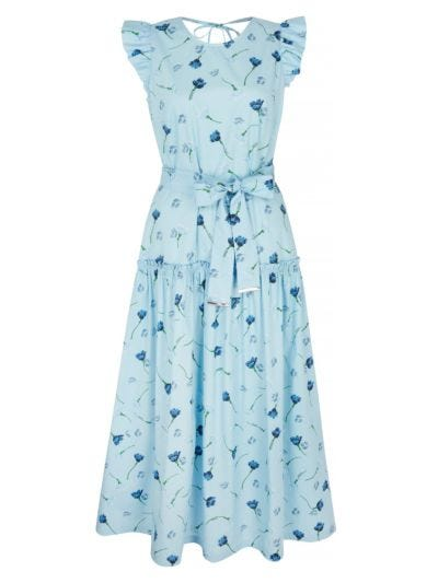 Lois Floaty Floral Dress
