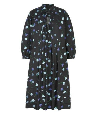 Freddie Floaty Floral Dress