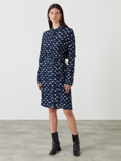 Painters Lip Rosalie Shirt Dress