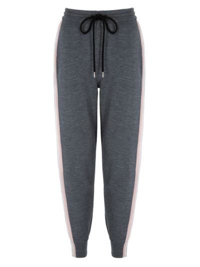 Knit Stripe Jogger