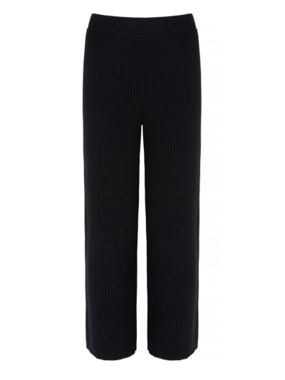 Tilda Cashmere Blend Relaxed-Fit Trouser
