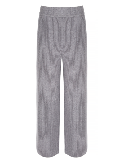 Tilda Wide Leg Cashmere Relaxed-Fit Trouser