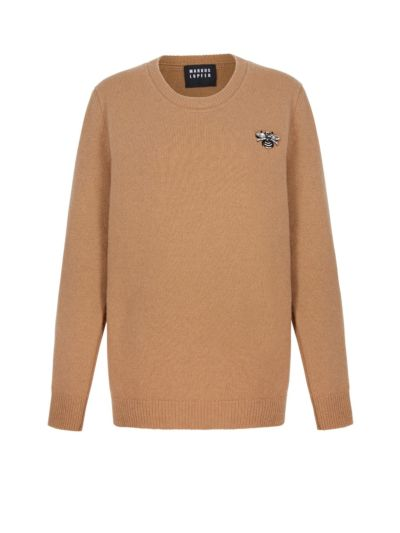 Mia Jewel Bee Slim-Fit Jumper
