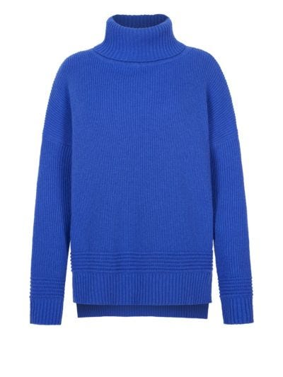 Holly Chunky Rib Oversized Rollneck