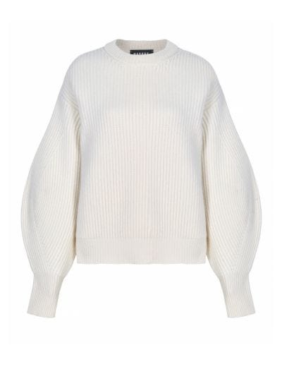Tavi Wide Sleeve Relaxed-Fit Jumper