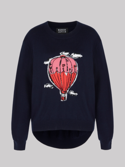 Sequin Air Balloon Joey Jumper