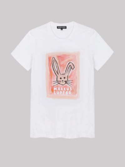 Painted Bunny Kate Tee