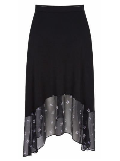 Renee Ponte Jersey Sweetpea Skirt