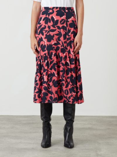 Betty Shadow Bloom Skirt