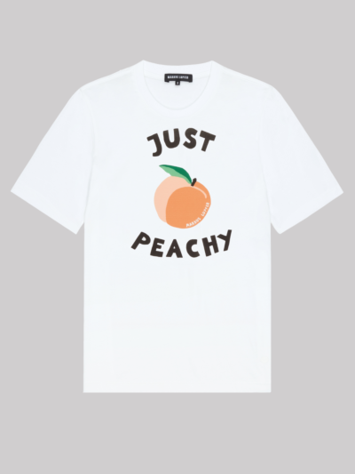 Just Peachy Alex Tee