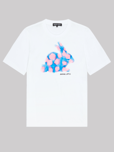 Watercolour Bunny Alex Tee