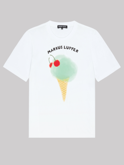 Watercolour Ice Cream Alex Tee