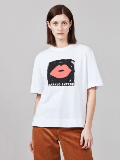 Stamp Lip Karla Tee