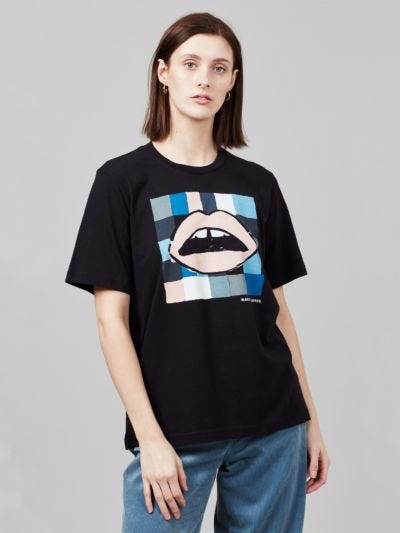 Bloomsbury Square Lip Alex Tee