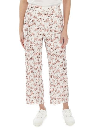 Rae Pleated Ditzy Blossom Trouser