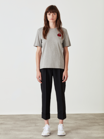 Alex Lara Lip Relaxed-Fit Tee