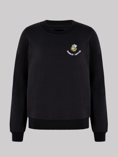 Embroidered Bumble Bee Leonie Sweatshirt