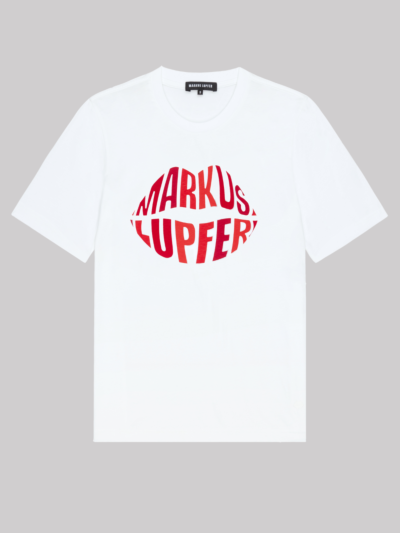 Markus Lupfer Graphic Lip Alex Tee