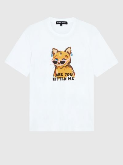 'Are You Kitten Me' Alex Tee