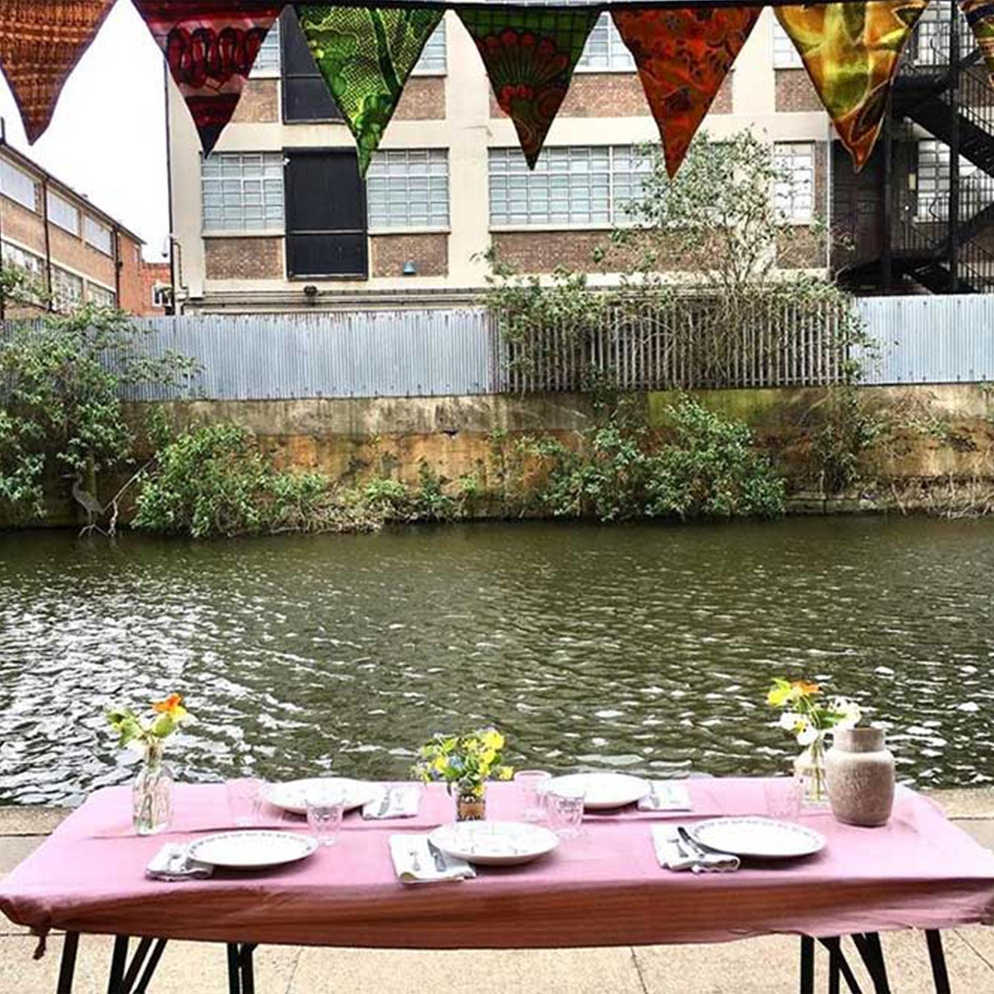 Image from Towpath Café